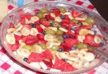 voćna salata voće