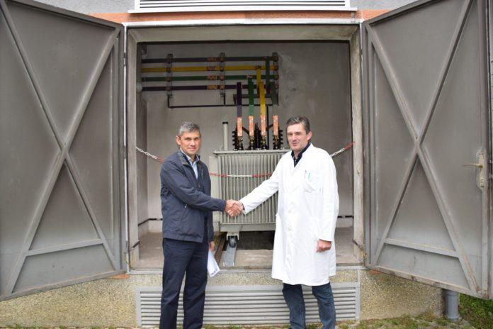 Županijska bolnica Čakovec donacija transformator Komet