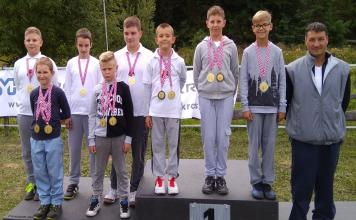 Streličarski klub Katarina Zrinski Državno prvenstvo djeca