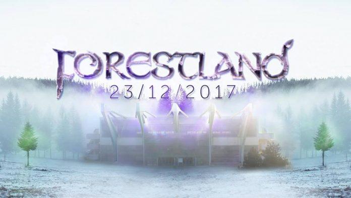 Winterstory of Forestland