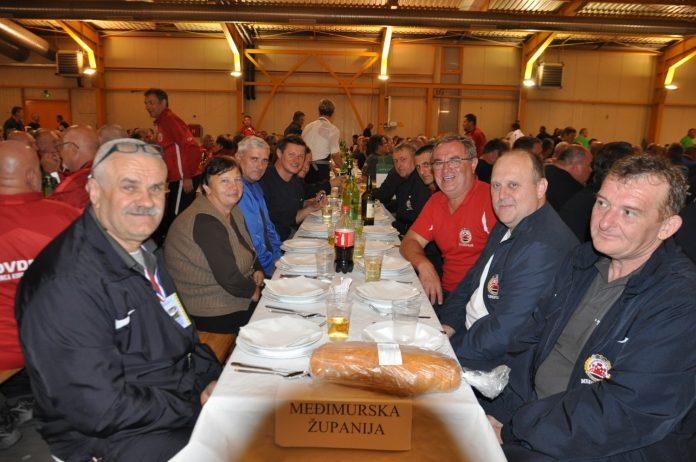 državno športsko natjecanje dragovoljaca i veterana Domovinskog rata Međimurci