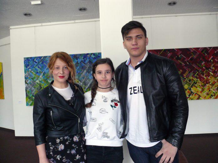 Linda Begonja, Cvita Viljac i Josip Žurić