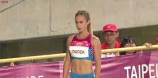 Atletičarka Kristina Dudek