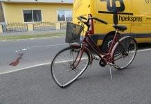 sudar kombi bicikl Prelog
