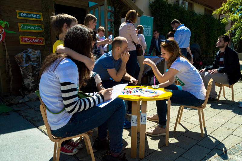 Udruga mladih organizira projekte i druženja