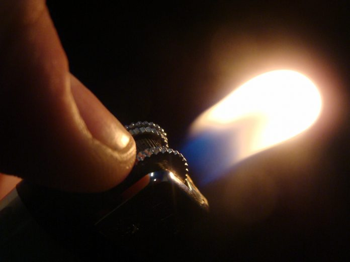 upaljač vatra