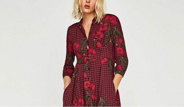 Zarina cvjetna haljina