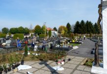 Groblje Mursko Središće hortikulturno uređenje