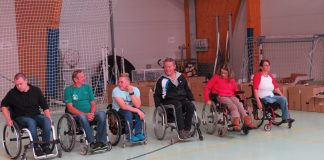 Jesen v Međimorjo osobe s invaliditetom