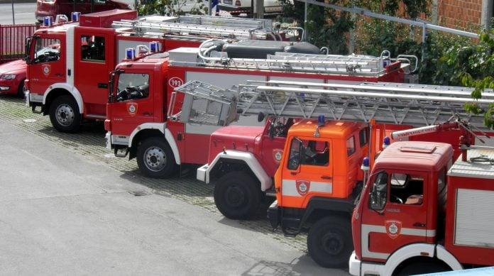 Vatrogasna vozila