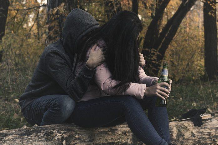 Pijenje alkohol