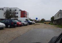 Policijska postaja Mursko Središće parkiralište