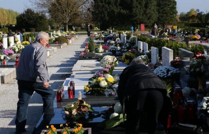 Svi sveti groblje