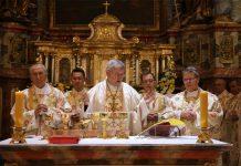 Varaždinska biskupija 20 godina