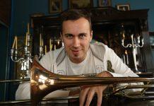 Mladi glazbeni umjetnik Ivan Mučić