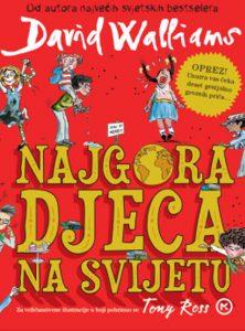 David Walliams: Najgora djeca na svijetu