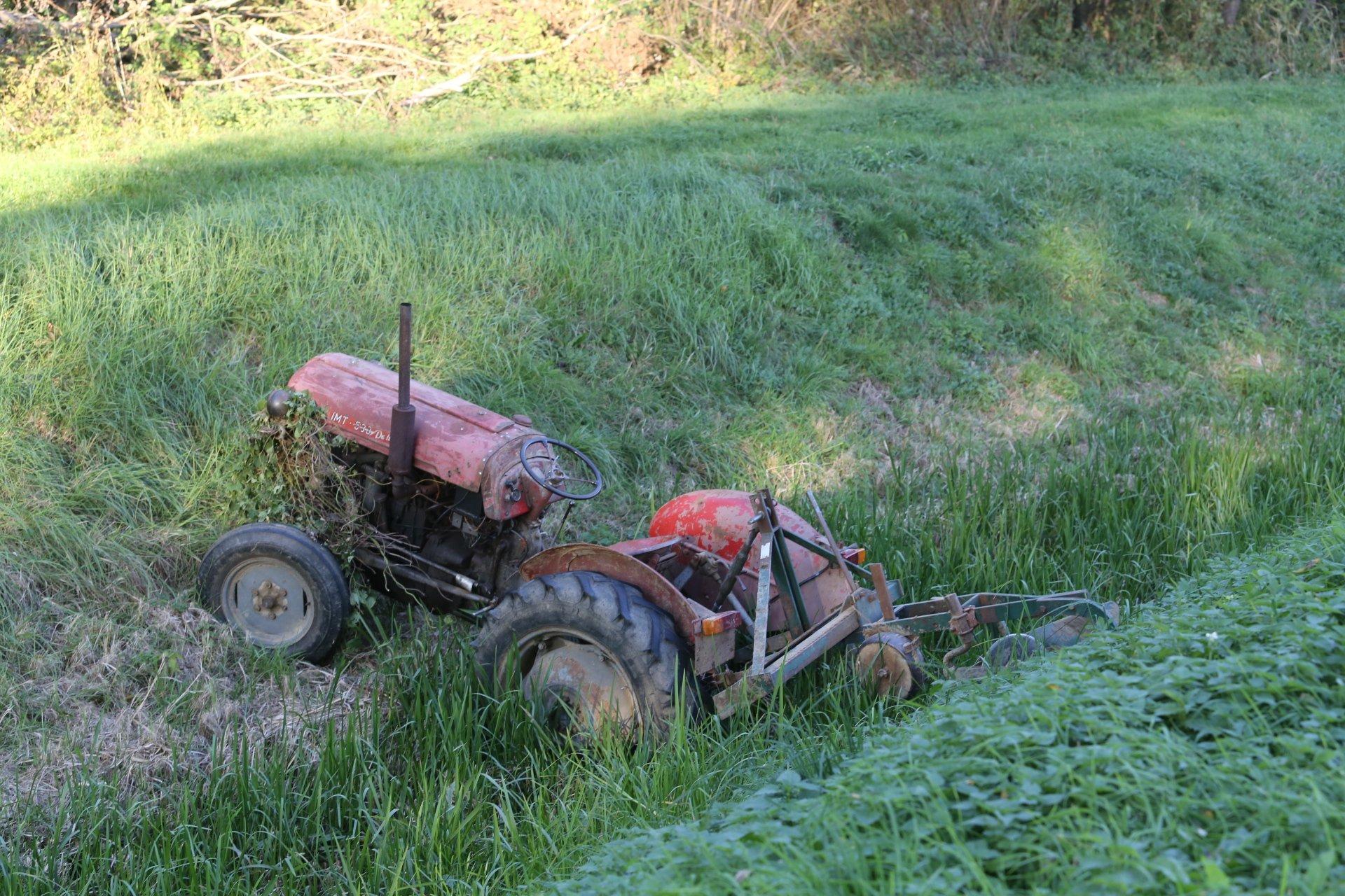 poginuo traktorista polje Celine-Ferketinec
