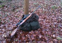 puška lov