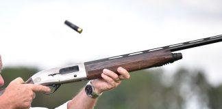 puška lov lovac