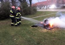 čakovečki vatrogasci vatrogasna vježba1