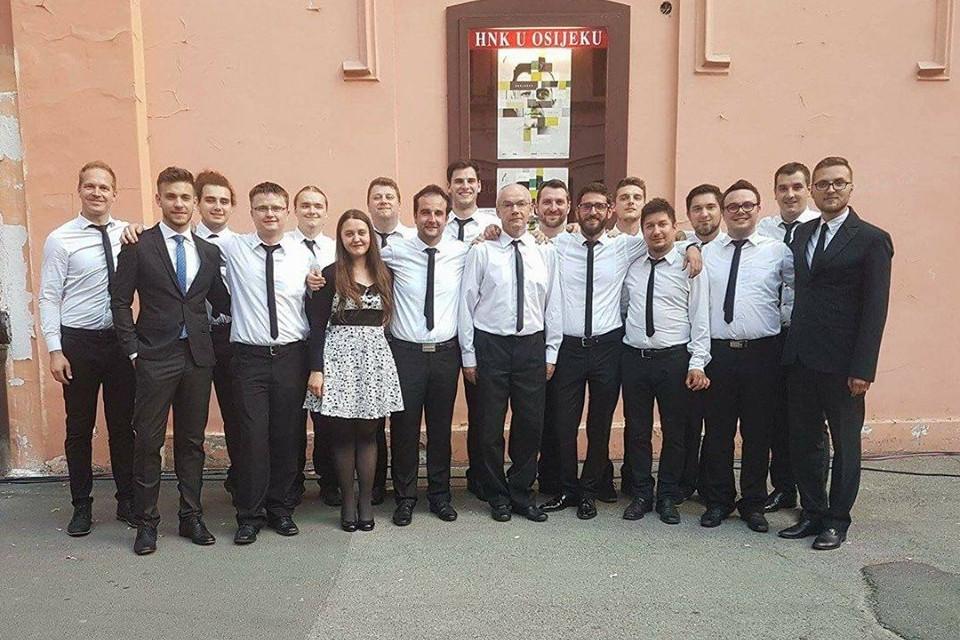 Tamburasi Kud A Belica I Zupanijskog Tamburaskog Orkestra Stjepan