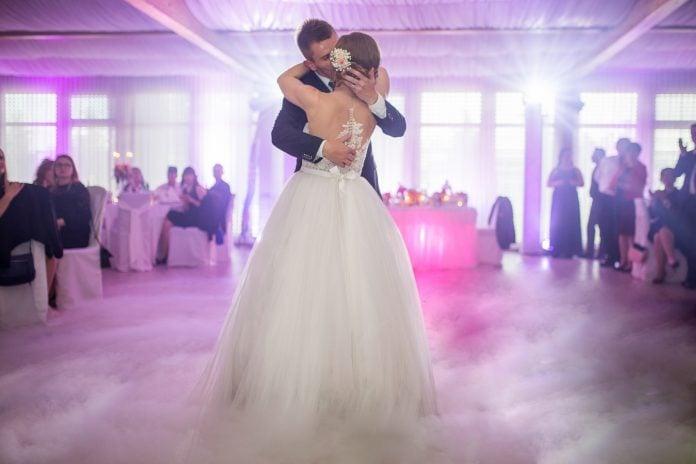 bazinga rasvjeta i efekti za vjenčanja