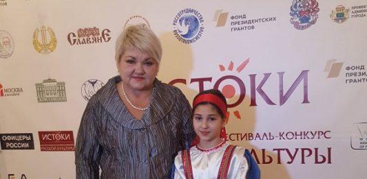 Tatjana Mikolaj i Laura Čulin