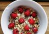 Zdrave zobene pahuljice idealne u kombinaciji s voćem