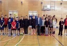 Badminton Prvenstvo Hrvatske za kadete
