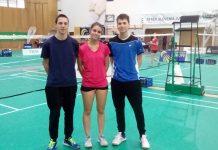 Badmintonski klub Međimurje reprezentativci