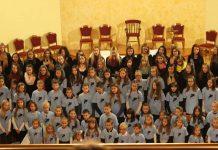 Dječji zbor Župe sv. Jelene Križarice