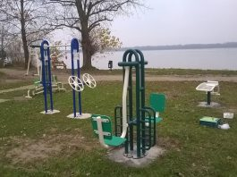 Fitness park Prelog
