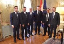 HDZ saborski zastupnici Andrej Plenković