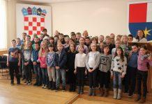 III. osnovna škola Čakovec posjet Županija