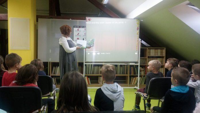 Knjižnica i čitaonica Šenkovec