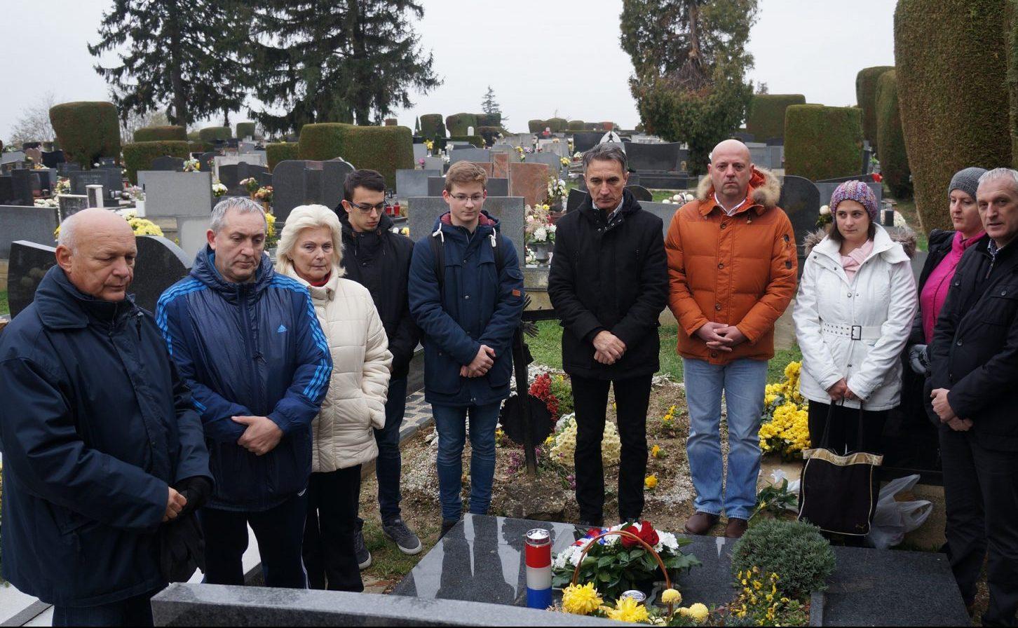Marijan Zadravec Macan - obljetnica pogibije