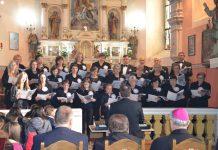 Pjevački zbor Župe sveti Juraj u Trnju 60. godina