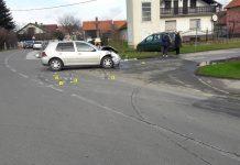 Prometna nesreća Domašinec