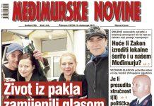 Naslovnica - Međimurske novine br.1155