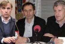 Dario Šimić, Mato Kljajić, Davor Šuker