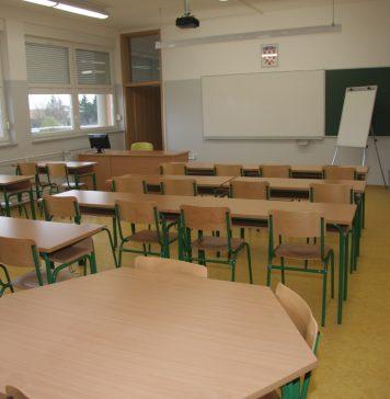 učionica razred škola