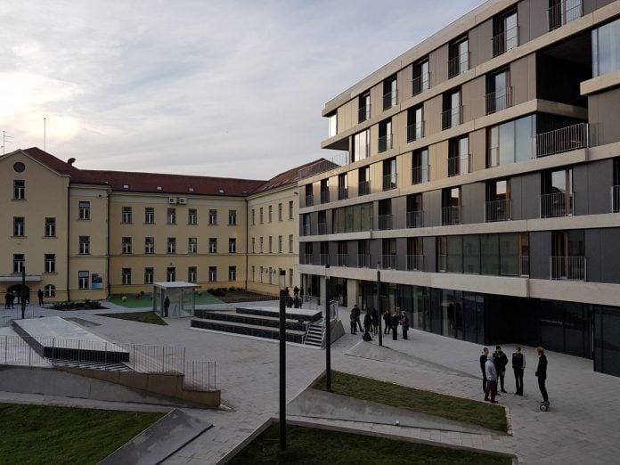 Moderan studentski kompleks u Varaždinu