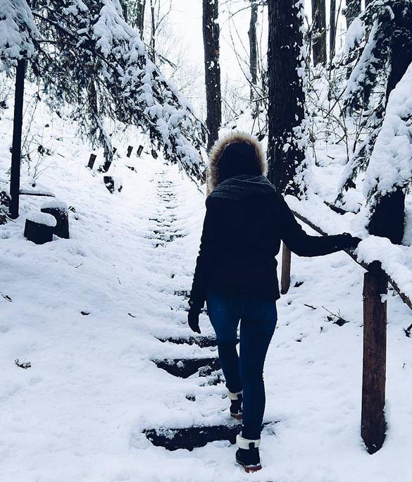Šetnje po zimskom zraku idealne su za zdravlje