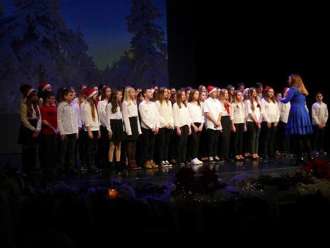 Božićni koncert UŠ Miroslav Magdalenić Čakovec (2)