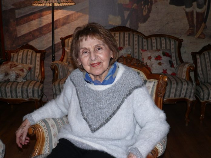 Lili Čaki Legenstein