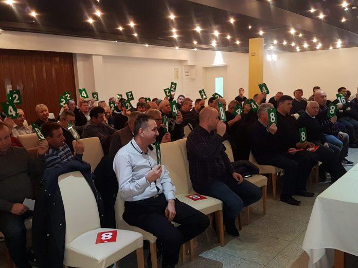 Međimurski nogometni savez Skupština 1