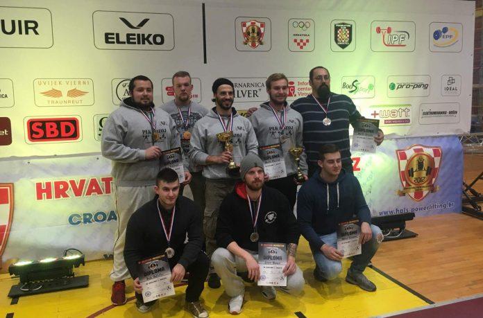 Powerlifting klub Pozoj Čakovec Državno prvenstvo