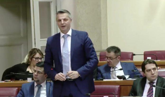 Stjepan Kovač Sabor
