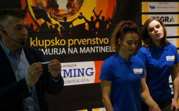 Treće klupskog prvenstva Međimurja na mantinele