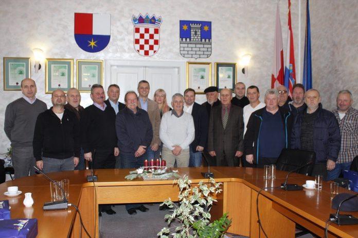 branitelji prijem Grad Čakovec
